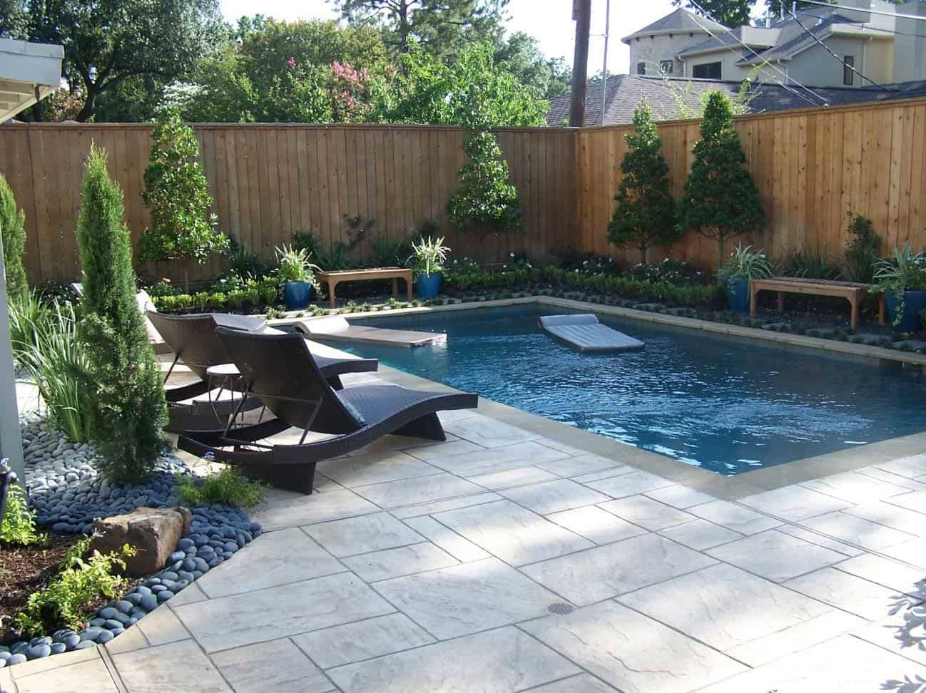 Limited Space Pool – Pool builder and Landscape company