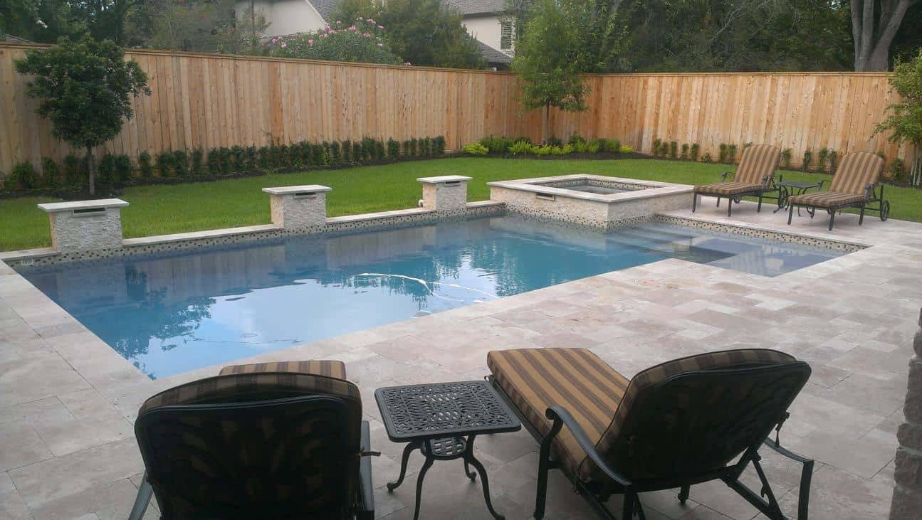 Elegant Pool Design | 3D Pools and Landscape | Pool Builders ...