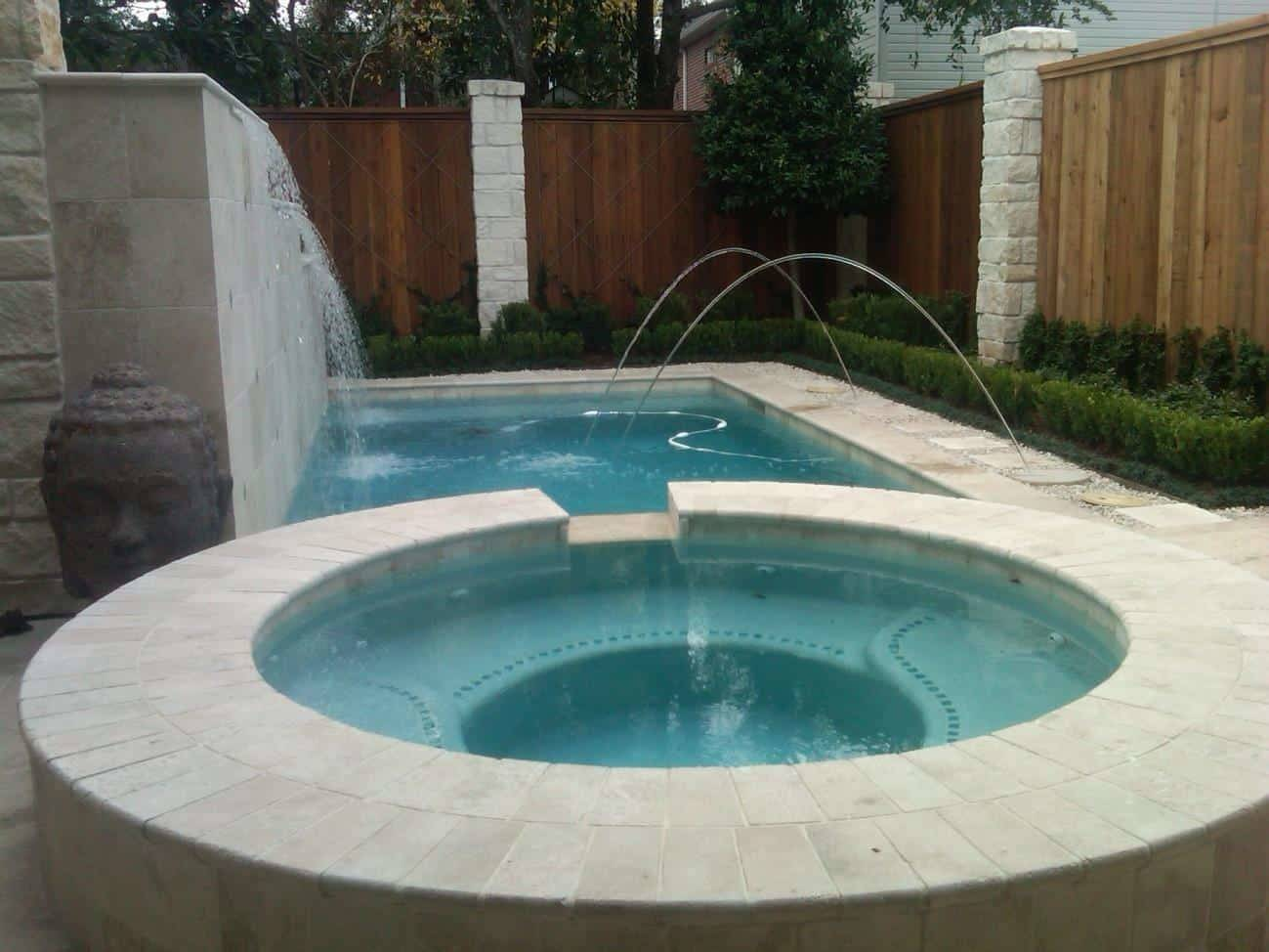 Small Pool Design | 3D Pools and Landscape | Pool Builders ...
